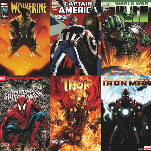 Marvel/ Stan Lee - Marvel 95's Portfolio , 2019