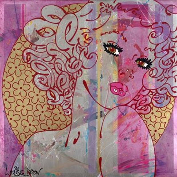 Louise Dear - Coo...ee! - Blush, 2014