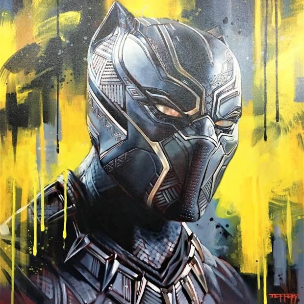 Ben Jeffery - Black Panther, 2018