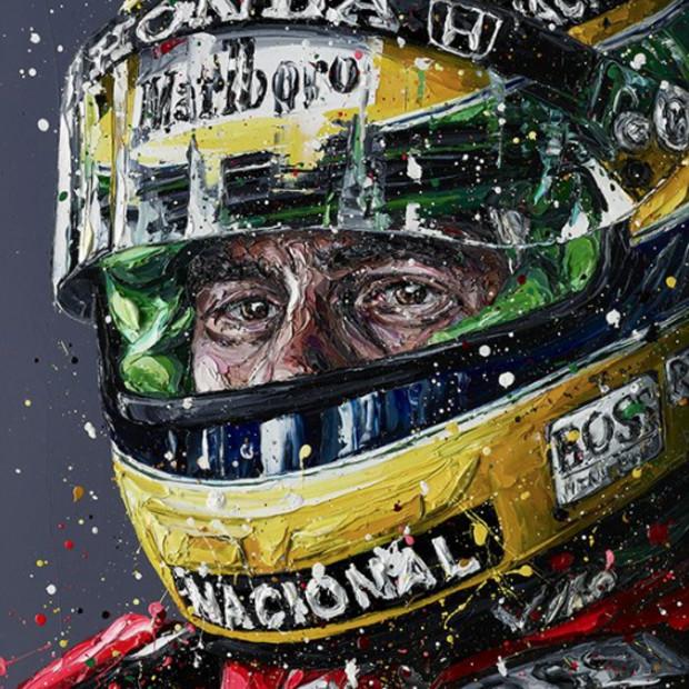Paul Oz - Senna 2018, 2018