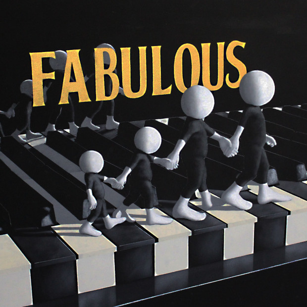 Mark Grieves - Fabulous 3D Print , 2016