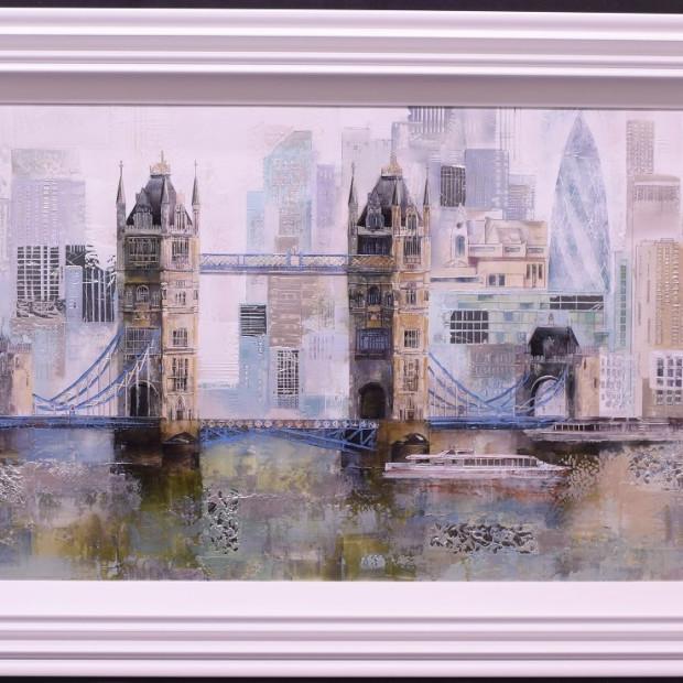 Veronika Benoni - London Tower Bridge , 2020