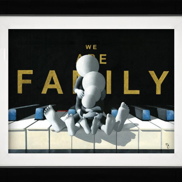 Mark Grieves - We Are Family - 3D High Gloss, 2019