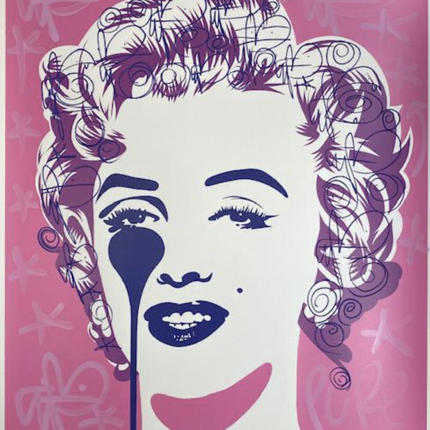 Pure Evil - Marilyn Classic Pink Galore , 2021