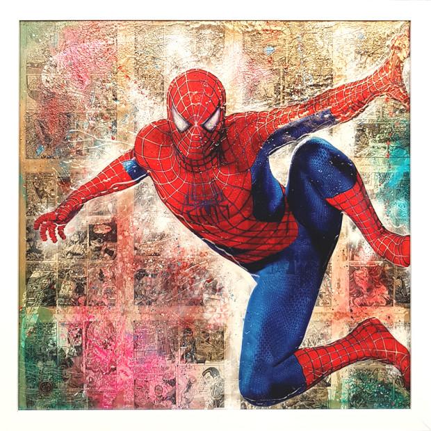 Dan Pearce - The Amazing Spiderman, 2018