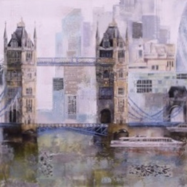 Veronika Benoni - London Tower Bridge , 2020