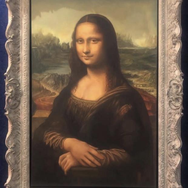 Peter Osborne - Mona Lisa - La Gioconda, 2018
