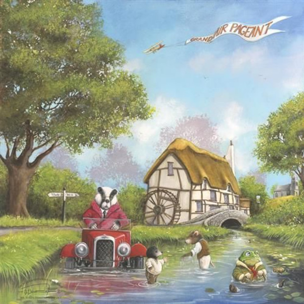 Dale Bowen - Mr Toads Disastrous Day Out