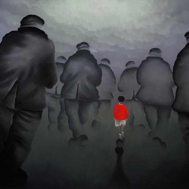 Mackenzie Thorpe - You'll Never Walk Alone