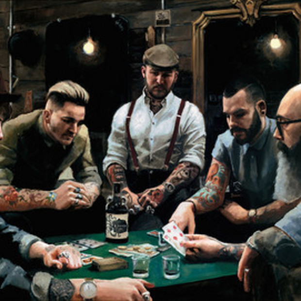 Vincent Kamp - The Gentleman and Rogues Club, 2017