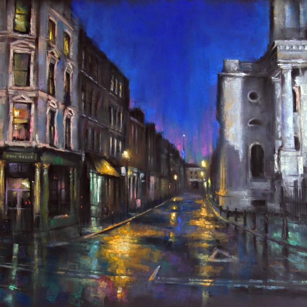 Marc Gooderham - Fournier Street , Spitalfields , 2018