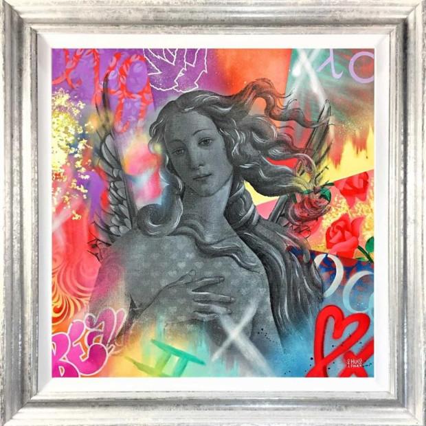 Hue Folk - Goddess Of Love #1, 2018