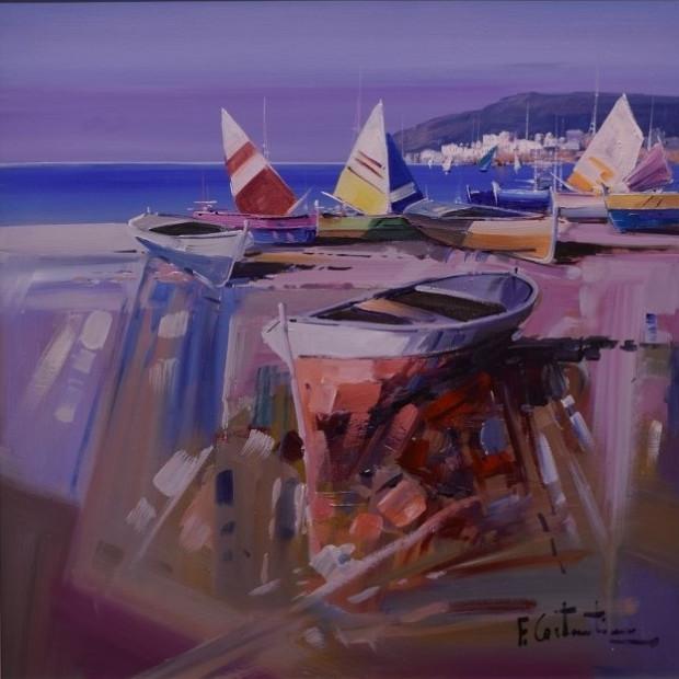 Fabio Costantino - Seashored Together, 2018