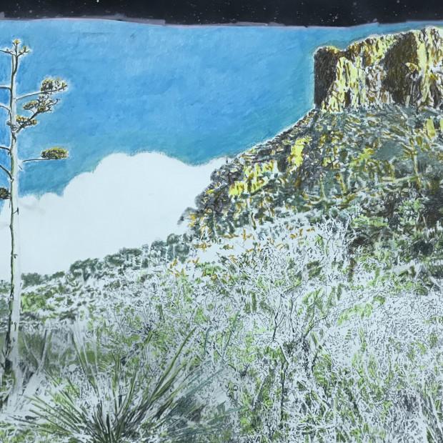 Jim Malone - Century Mountain, 2020
