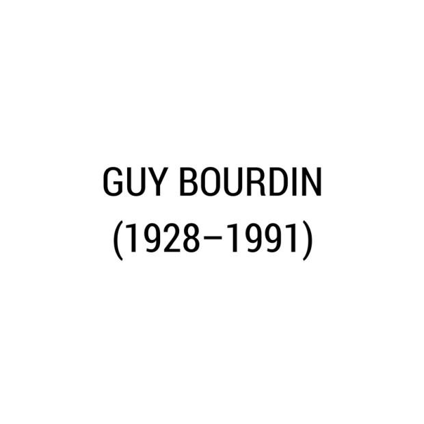 Guy Bourdin -