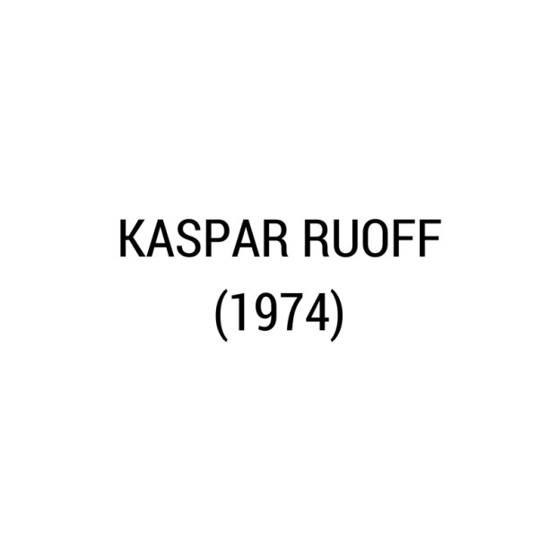 Kaspar Ruoff -