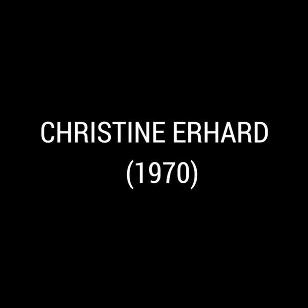 Christine Erhard -
