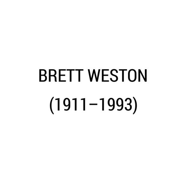 Brett Weston -