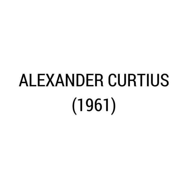 Alexander Curtius -