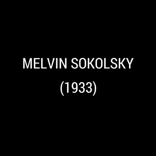 Melvin Sokolsky -