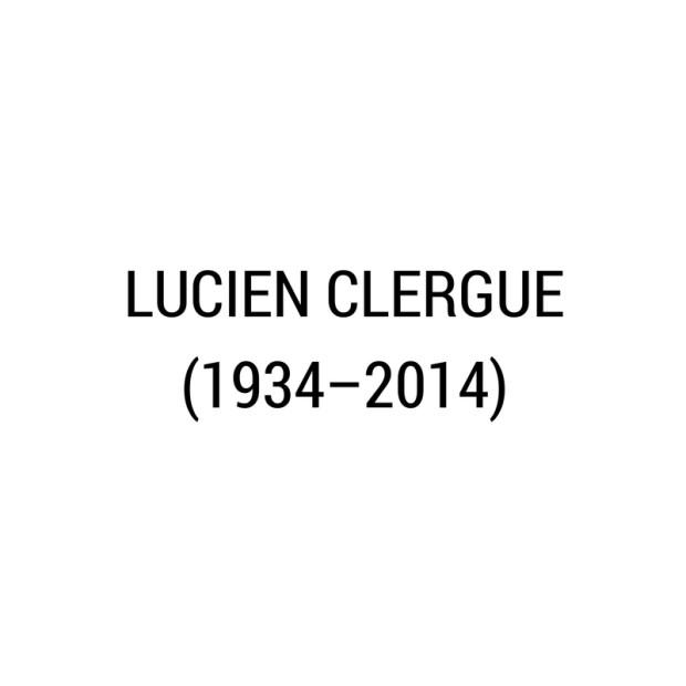 Lucien Clergue -