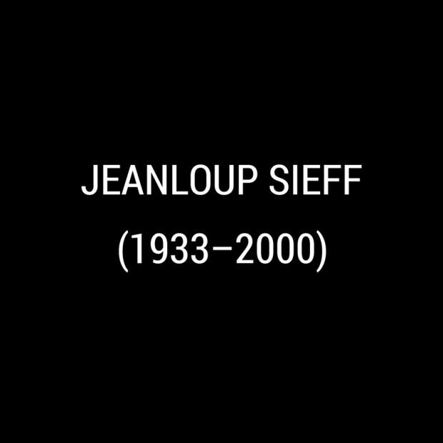 Jeanloup Sieff -