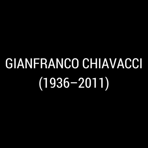 Gianfranco Chiavacci - for website use