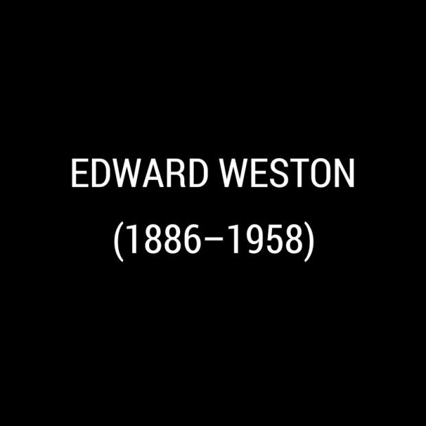 Edward Weston -