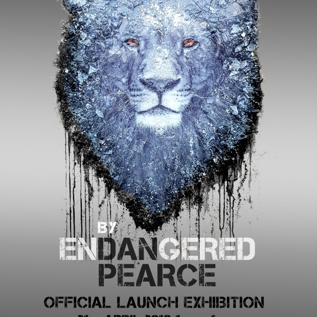 Dan Pearce Endangered Series Launch - Artist Appearance