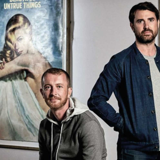 The Connor Brothers, Virtual Exhibition: Saturday 13th June 12pm
