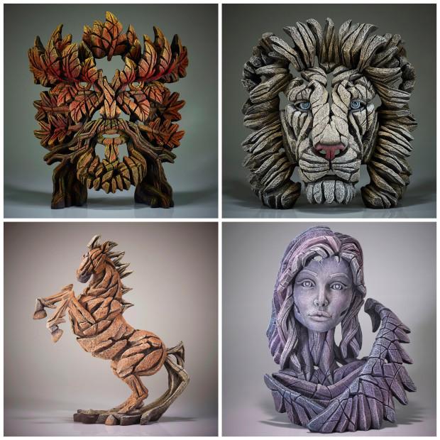 Matt Buckley New Sculptures