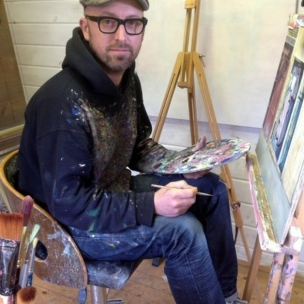 Marc Gooderham Our London Artist