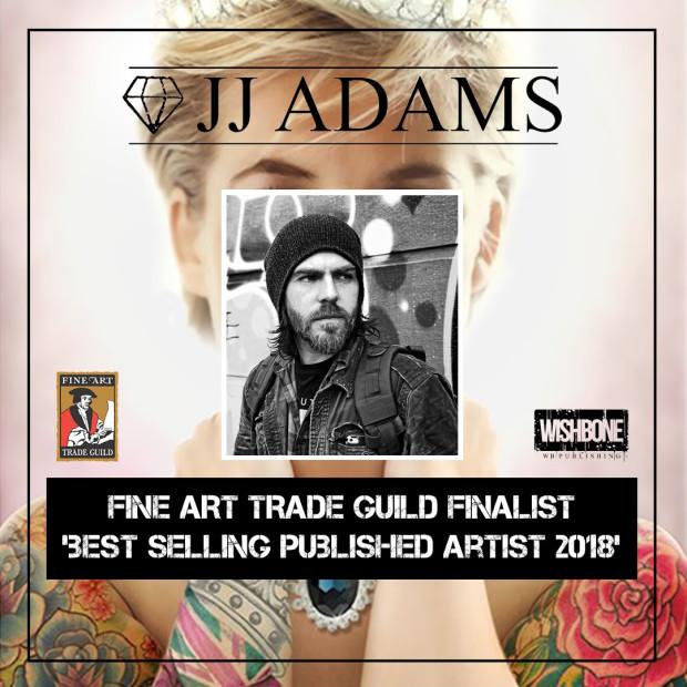 New JJ Adams Release