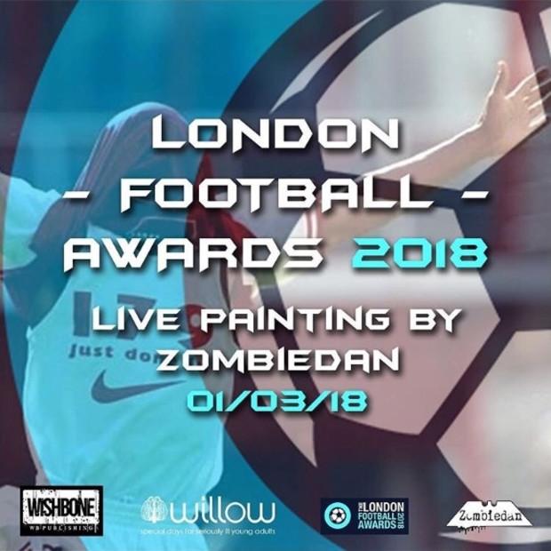 London Football Awards 2018