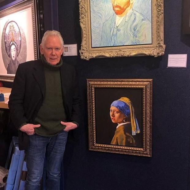 LS Lowry, Francis Bacon, Van Gogh, Vermeer