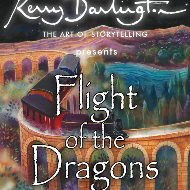 Kerry Darlington - Flight Of The Dragons