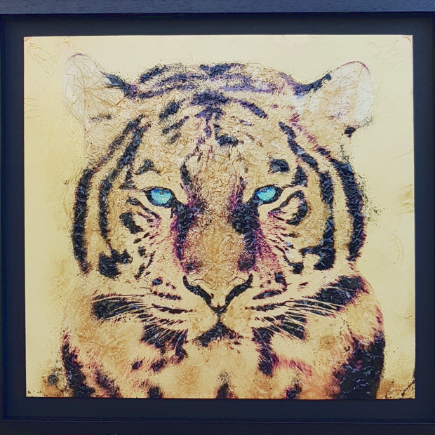 Dan Pearce Art | Endangered Series Launch