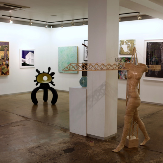 THIRD ANNUAL ARTSPACE111 REGIONAL JURIED EXHIBITION
