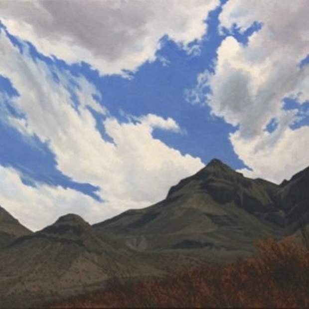 Fort Worth artist Dennis Blagg Portrays Rugged Beauty of Nature