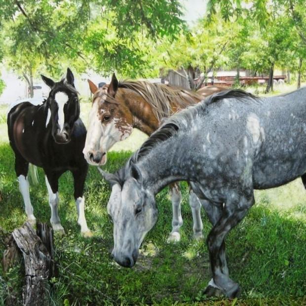 Jo Lemay Rutledge, Equus' Nanny