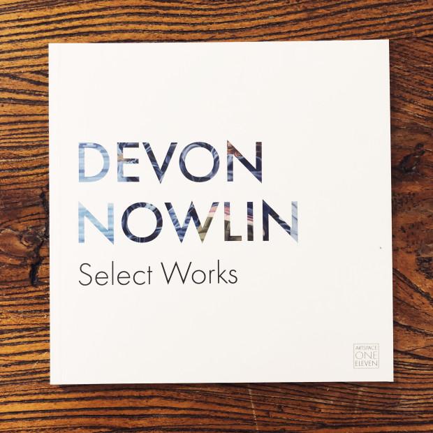 Devon Nowlin, Select Works
