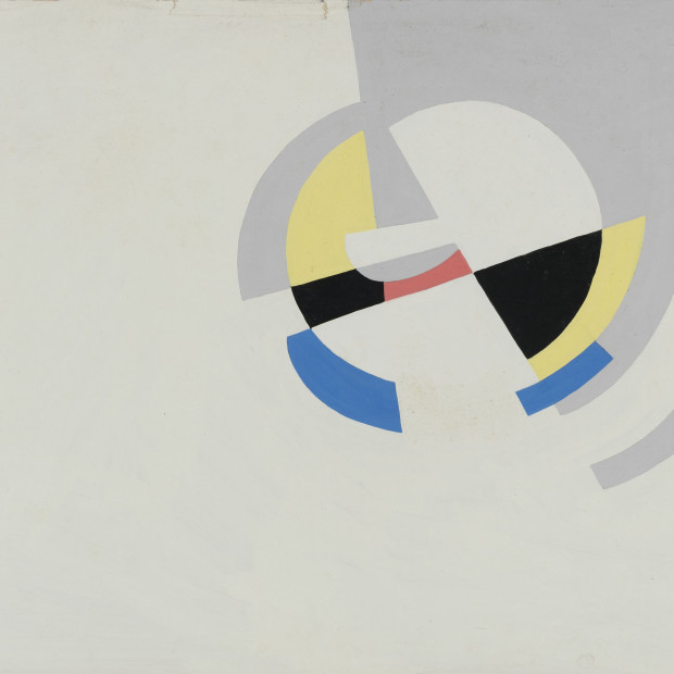 Victor MAGARIÑOS D. - Untitled, c. 1960