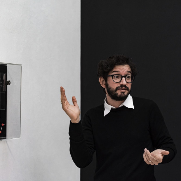 Enrique Ramírez, INCOMING
