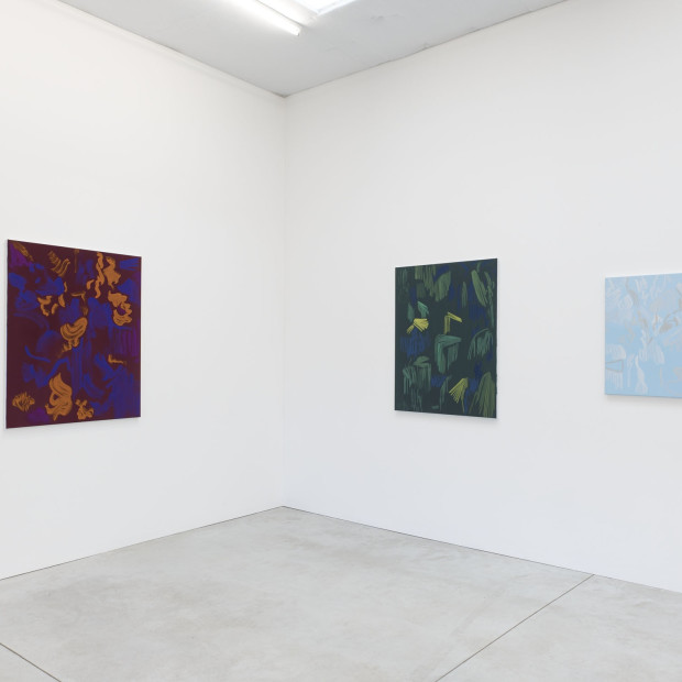 Evi Vingerling Upbringing 2019 Installation View 1 I Kristof De Clercq Gallery