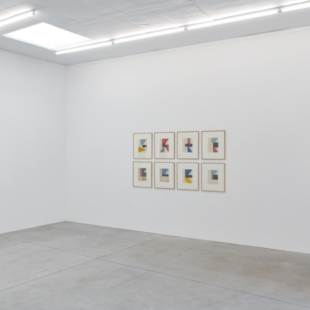 Mario De Brabandere Zonder Titel Voor Constantin 2019 Installation View 07 Kristof De Clercq Gallery