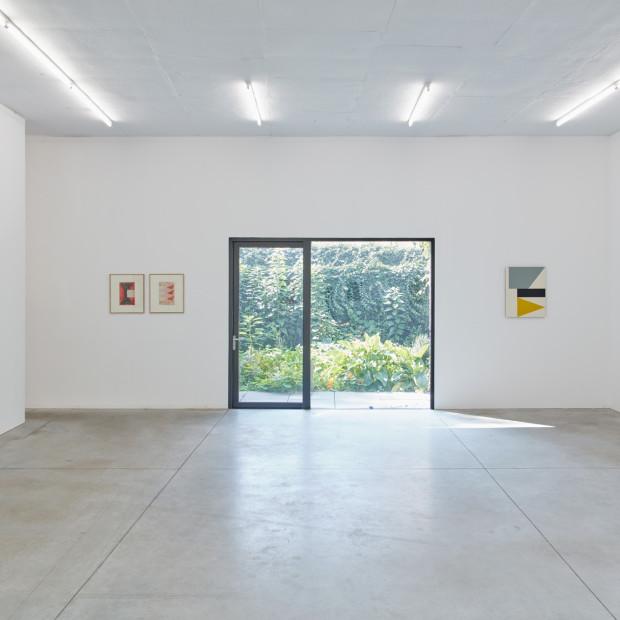 Mario De Brabandere Zonder Titel Voor Constantin 2019 Installation View 12 Kristof De Clercq Gallery