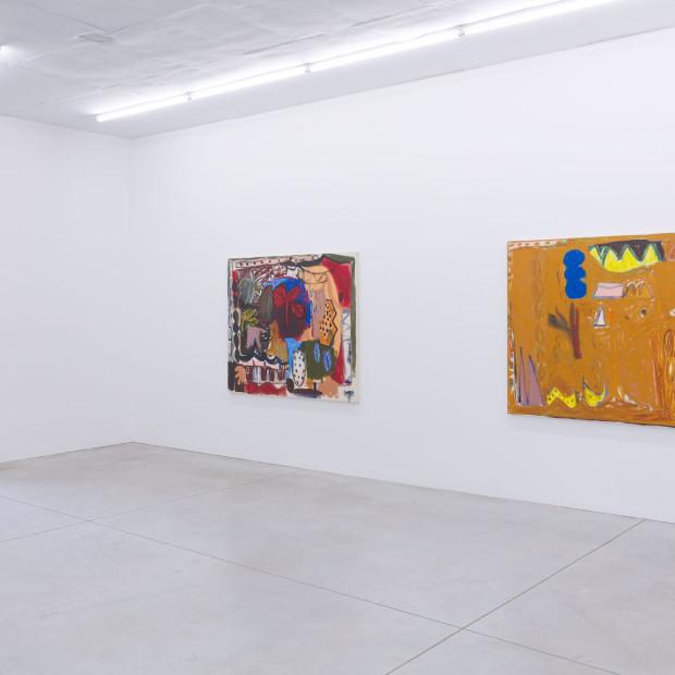 Tuukka Tammisaari Dowsing 2019 Installation View 00 Kristof De Clercq Gallery