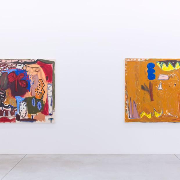 Tuukka Tammisaari Dowsing 2019 Installation View 01 Kristof De Clercq Gallery