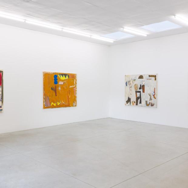 Tuukka Tammisaari Dowsing 2019 Installation View 03 Kristof De Clercq Gallery