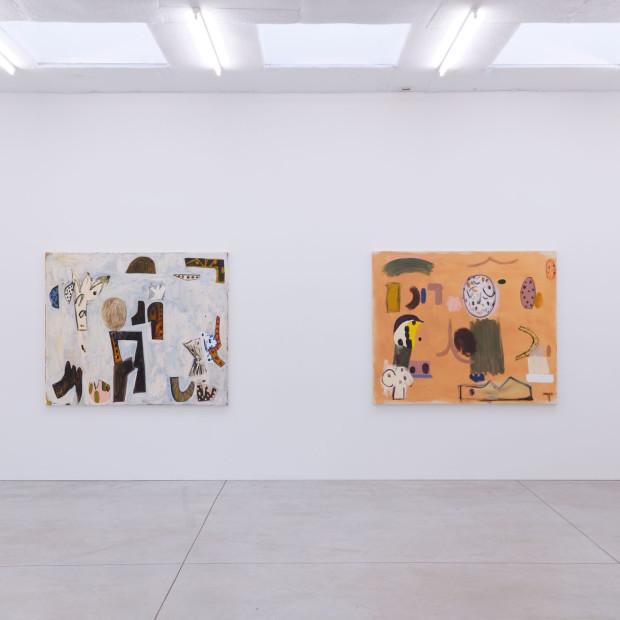 Tuukka Tammisaari Dowsing 2019 Installation View 04 Kristof De Clercq Gallery